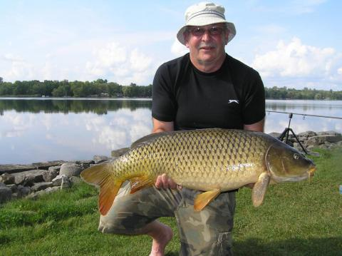Mike - Sept Great Fish 25.1/2lb