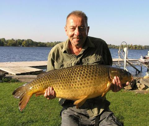 Rambo Mick Superb 31.4lb!